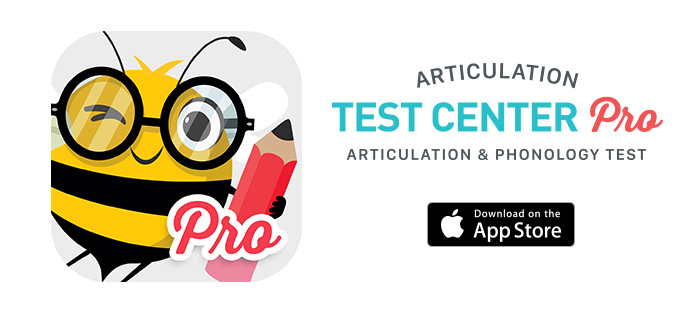 Articulation Test Center - Little Bee Speech Blog