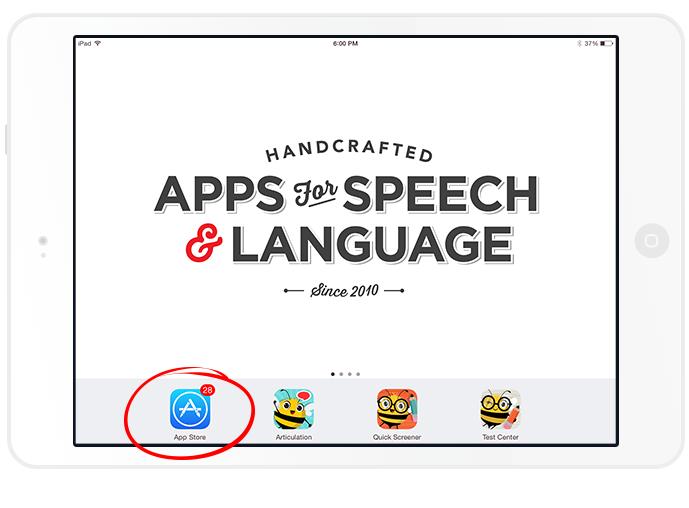 2. Open App Store