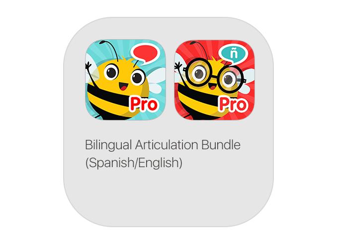 Bilingual Articulation Bundle (Spanish/English)