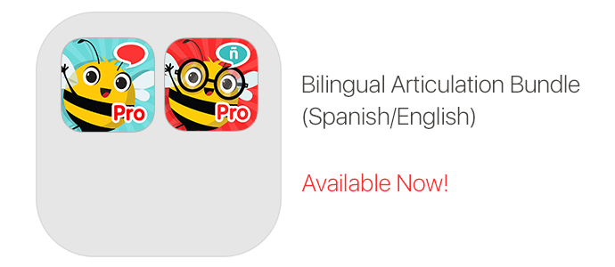 Bilingual Articulation Bundle (Spanish/English) Now Available!