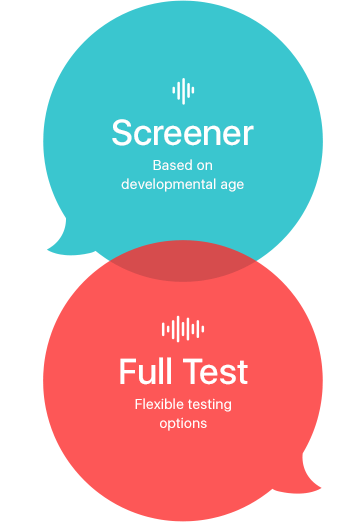 Screener & Full Test