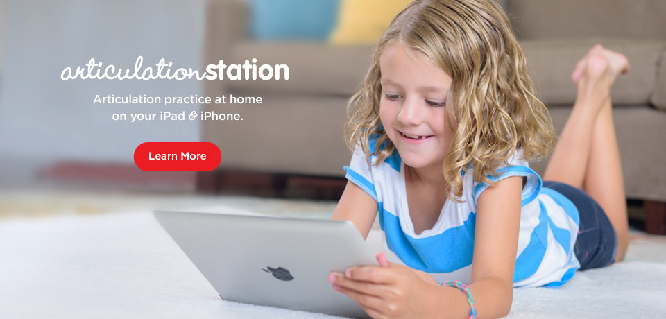 Articulation Station - Articulation practice at home on your iPad and iPhone